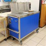 Heated dispenser (plates, bases)