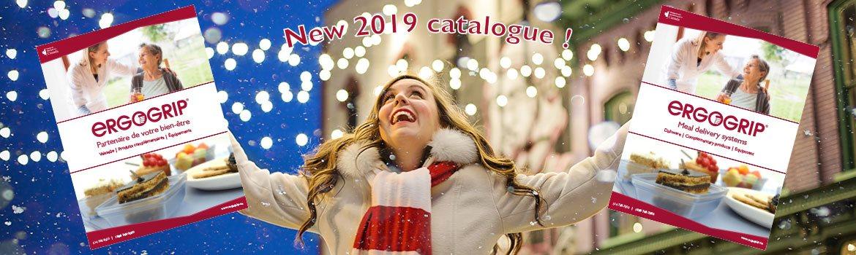 Ergogrip - New 2019 catalogue