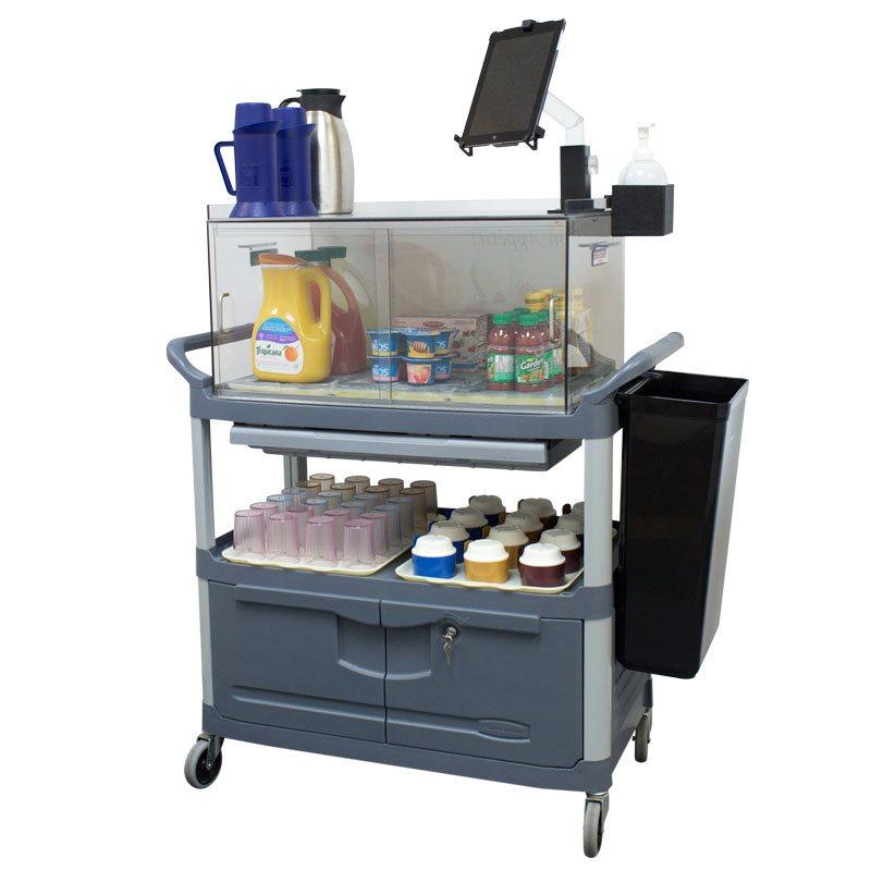 Snack cart accessories
