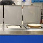 Distributeur chauffant (assiettes, bases)