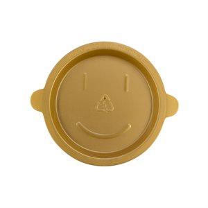 Large reusable lid / Happy face