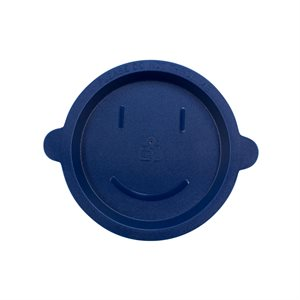 Large reusable lid / Happy face