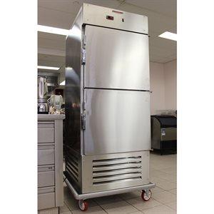 Refrigerador vertical (con ventana de aire)