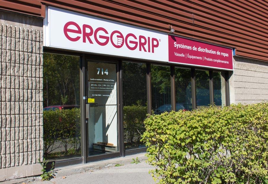 Heures d'ouverture d'Ergogrip
